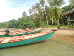 What to do in Kep: rabbits and crabs