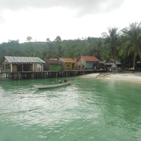 Koh Rong – a little slice of Cambodian paradise.
