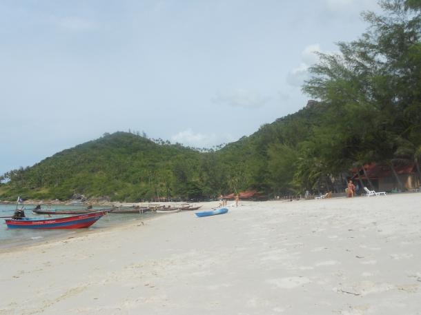 Ko Phangan beach