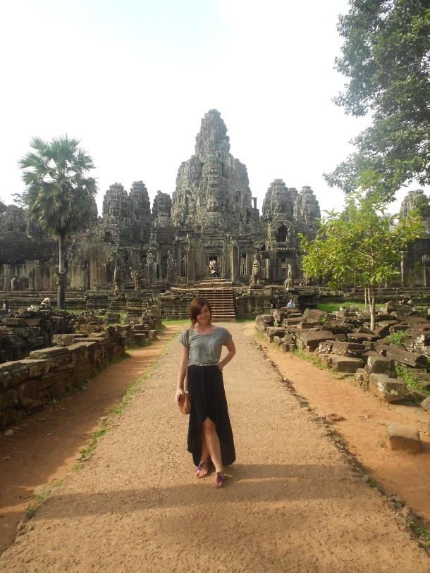 Angkor Wat Cambodia Angkor Thom