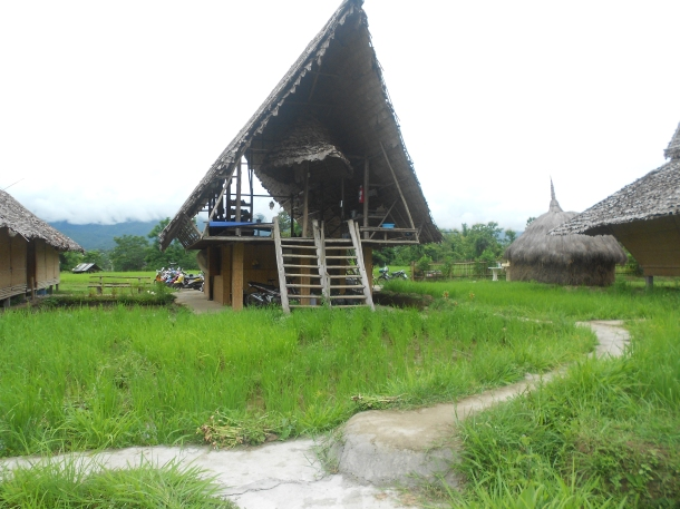 Spicy Pai hostel Pai Thailand