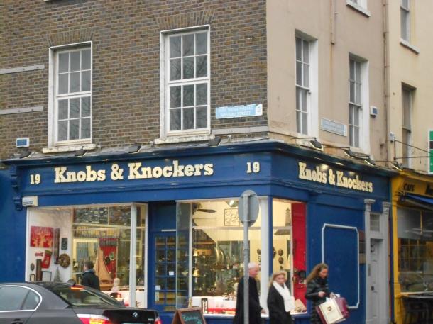 Shop in Dublin
