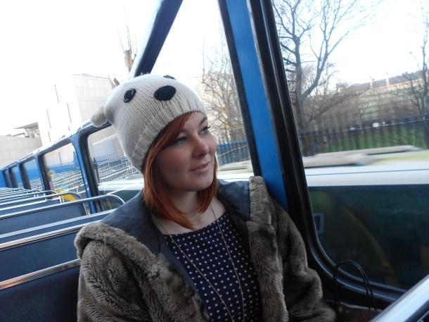 Tour bus Dublin