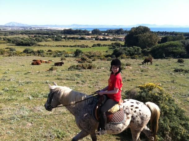 Horse riding Tarifa Spain