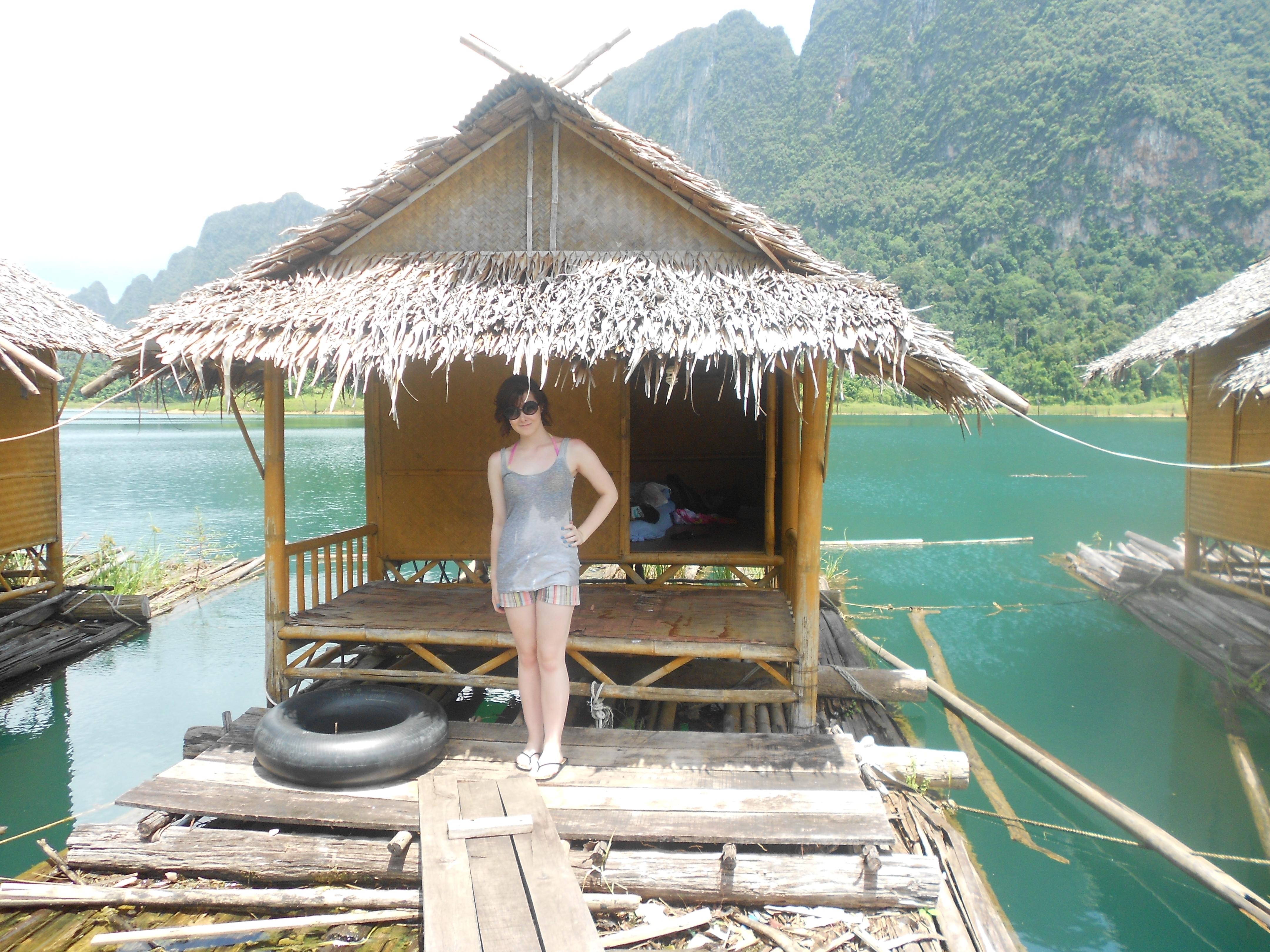 Back To Basics Floating Bungalows At Khao Sok National