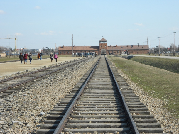 Auschwitz-Birkenau concentration camp, Poland