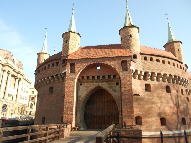 Krakow, Poland, Castle