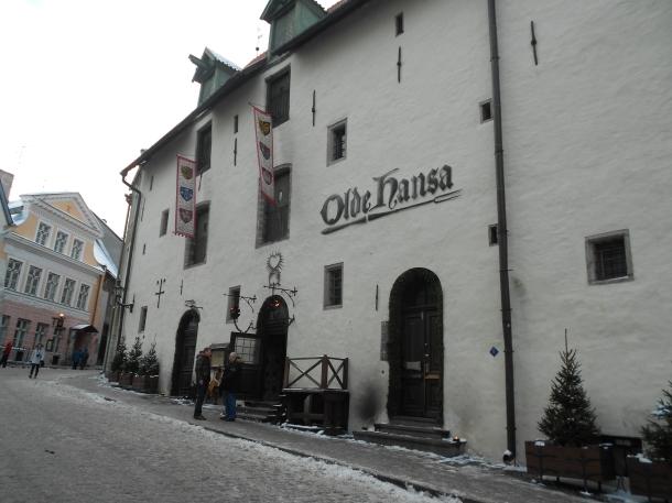 Olde Hansa, Tallinn, Estonia
