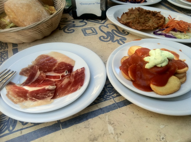Tapas Seville