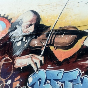 Graffiti in Granada – and why you'll love it.
