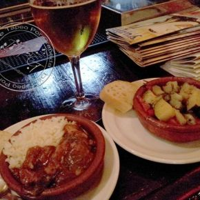 Bar Poë – the best tapas in Granada