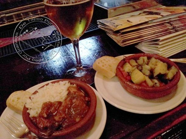 Bar Poe, Granada