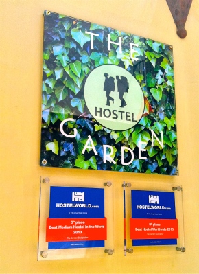 The Hostel Inspector: The Garden Backpacker –Seville