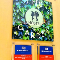 The Hostel Inspector: The Garden Backpacker - Seville
