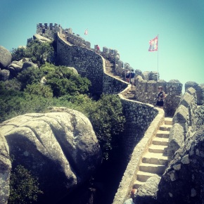 Sintra – Portugal's answer to Disneyland