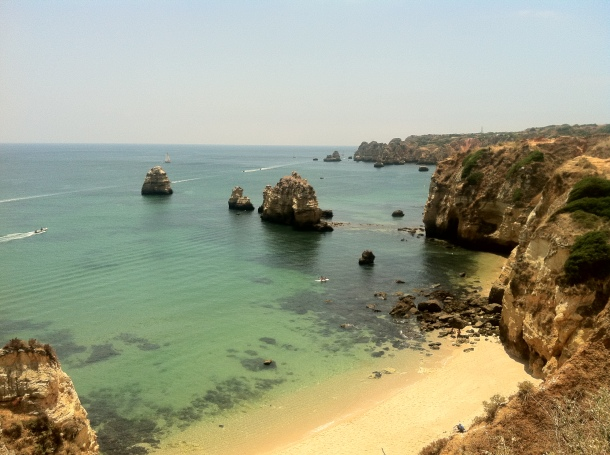 Lagos, Portugal beach