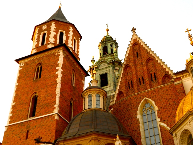 Wawel Castle Cathedral Krakow