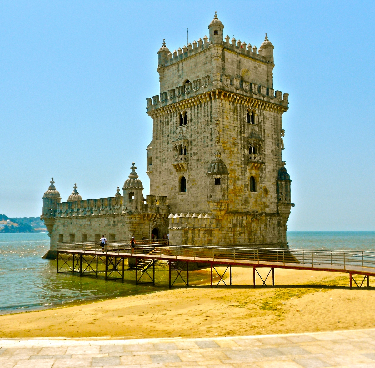 Belém - the one place you must visit in Lisbon.
