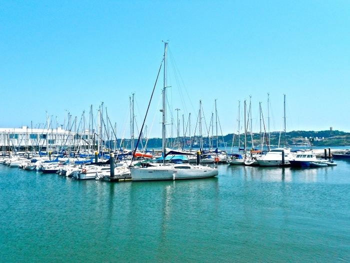 Belem Harbour