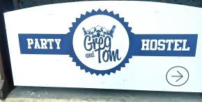 The Hostel Inspector: Greg & Tom Party Hostel –Krakow