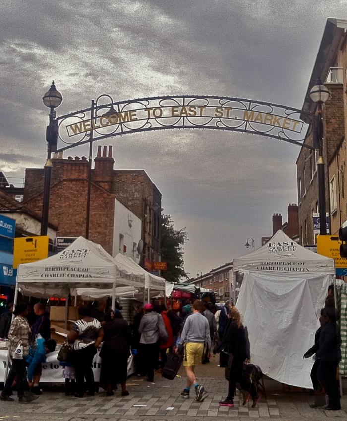 East Street Market, Elephant and Castle London