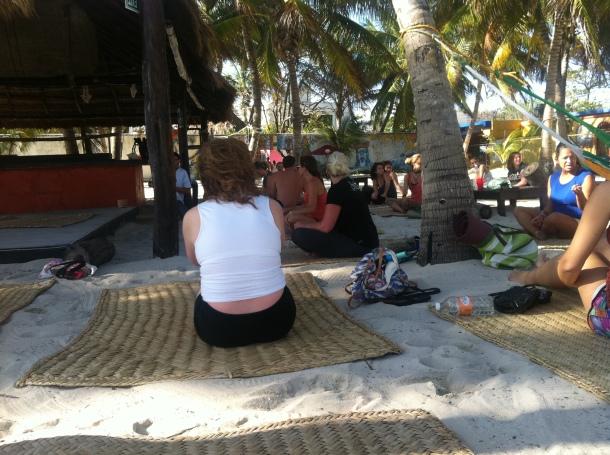 Yoga Isla Mujeres