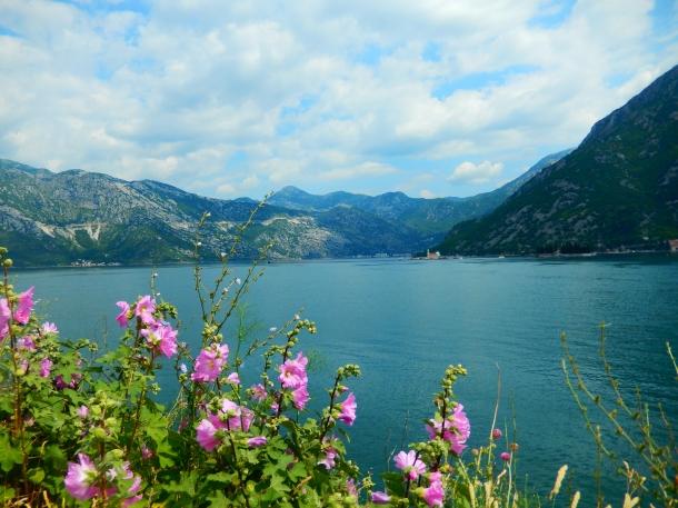 Kotor, Kotor Bay, Lake, Mountains, Montenegro, Europe