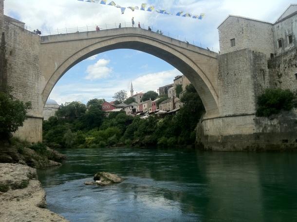Bosnia, Bosnia-Herzegovina, Mostar, Old Town Mostar, Mostar Bridge, Balkans