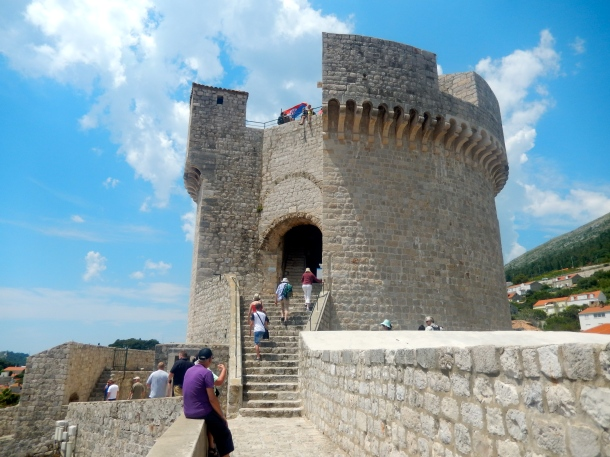 Dubrovnik, Game of Thrones, King's Landing, Minceta Tower, House of the Undying