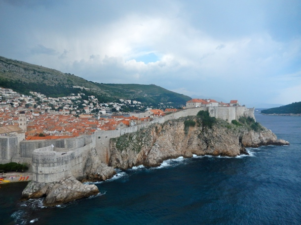 Dubrovnik, King's Landing, Game of Thrones, City Walls