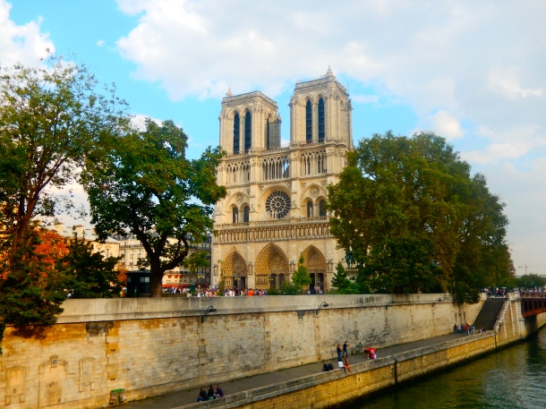 Notre Dame Cathedral, Notre-Damn cathedral, cathedral, Paris, Seine, travel