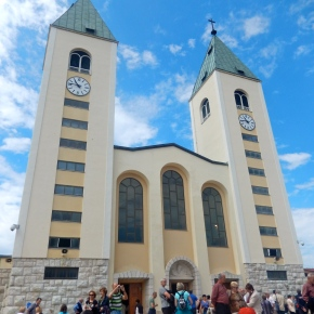 Medjugorje – a pilgrimage to the weirdest town inEurope