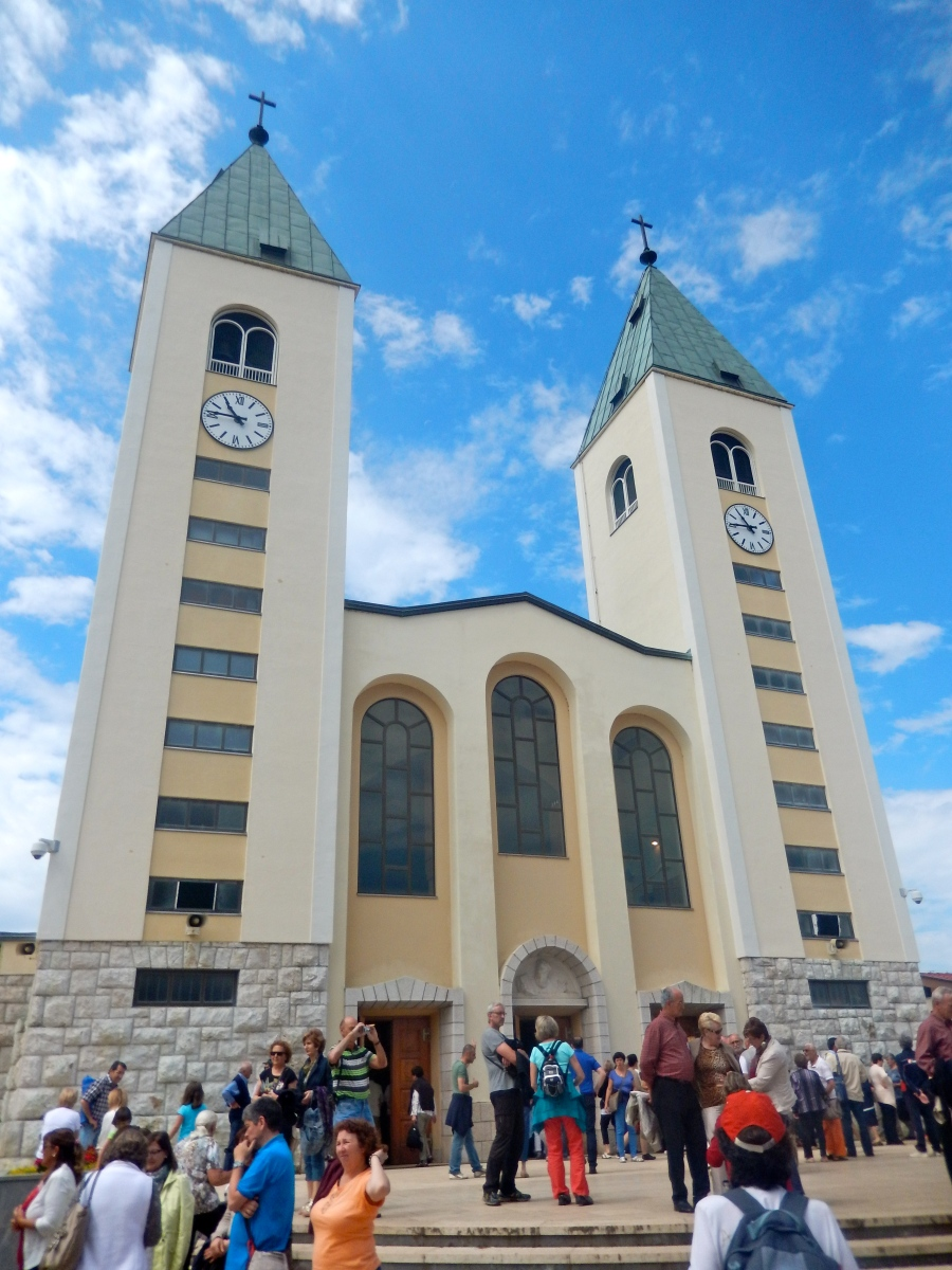 Medjugorje - a pilgrimage to the weirdest town in Europe