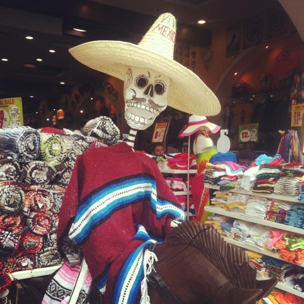 Playa Del Carmen souvenirs