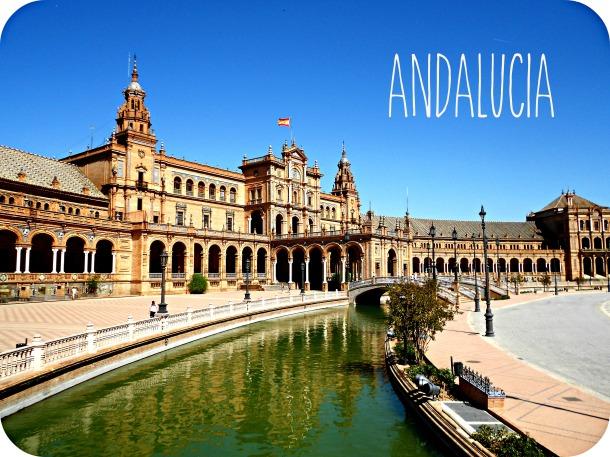 Seville, Plaza de Espana, Seville backpacking, Andalucia backpacking