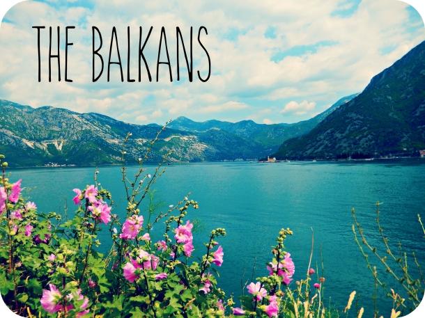 Montenegro backpacking, Kotor Bay, Montenegro budget travel