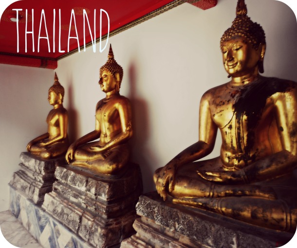 Thailand, Wat Pho, Thailand backpacking, Bangkok temple