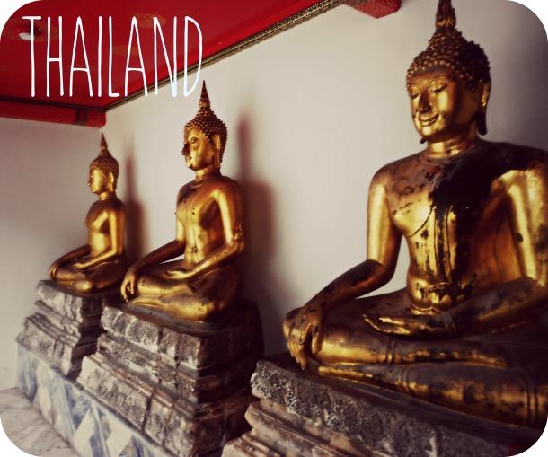 Thailand, Wat Pho, Thailand backpacking, Bangkok temple